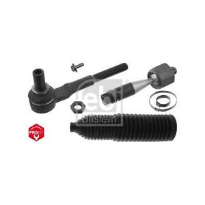 Fits Audi A4 B7 1.9 TDI Genuine OE Quality Febi Front Track Tie Rod Assembly