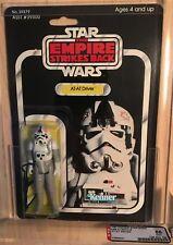 Vintage Star Wars AT-AT Driver AFA 85 ESB 41-BACK 80/85/85