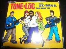 Tone Loc Meets ZZ-Bros. – Wild Thing 'Y2K CD Single