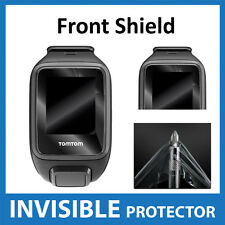TomTom Spark INVISIBLE FRONT Screen Protector Shield