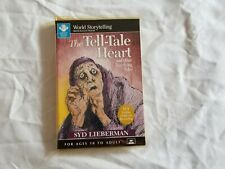 Tell-Tale Heart (World Storytelling) by Syd Lieberman Cassette Tape ALA 10+