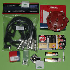 REP KIT BBT BREMI NGK CABLE CAP ROTOR  FOR MERCEDES W201 190 W124 W126 260 300