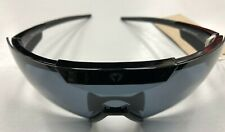 Briko Cerberus Cycling Sunglasses. Black. Smoke Polarized Lens