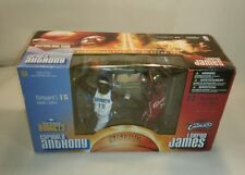 ☆ NEW Lebron James And Carmelo Anthony 2 Figure Mcfarlane Box Set F/SHIP