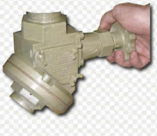 Clemco #22845 Quantum Manual Abrasive Metering Valve w/Wye Pipe