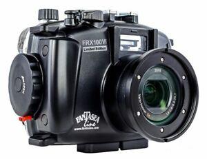 Fantasea FRX100 VI LE Underwater Housing for Sony RX100 VII / VI (24-66mm zoom)