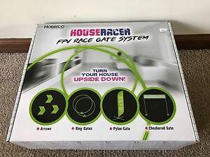 Brand New in Box Hobbico Rise Vusion Houseracer FPV Race Gate System RISP0001!!!