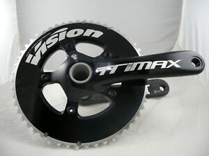 FSA VISION TRIMAX Crank Set Alloy TT 175mm 52/38 - NEW