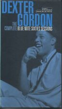 DEXTER GORDON - The complete Blue Note sixties sessions (1996) BOX 6 CD + BOOK