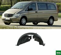FRONT INNER WHEEL ARCH COVER RIGHT COMPATIBLE WITH MERCEDES BENZ VITO W639 10-14