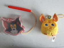 McDonalds Happy Meal Items TOM & JERRY Puzzle and PLUSH FURBY