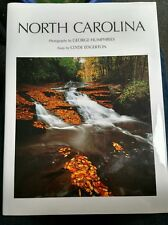 North Carolina. George Humphries/Clyde Edgerton.