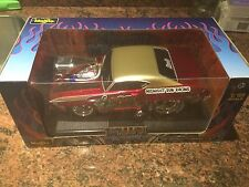 1969 CHEVROLET MUSCLE MACHINE- 1:18 SCALE