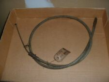 NOS 1961 AMC RAMBLER AMERICAN FRONT EMERGENCY BRAKE CABLE 3160818 SCARCE !!!