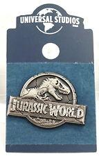 NEW Universal Studios Exclusive Jurassic World Fallen Kingdom Logo Pin