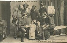 CARTE POSTALE / PARIS / LUNA PARK PORTE MAILLOT / LES NAINS BEARNAIS