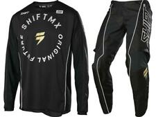 Shift MX Racing Whit3 Label Vega Gold LE Jersey & Pant Combo Set Motocross ATV
