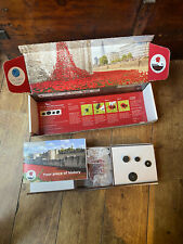 More details for paul cummins ceramic tower of london remembrance poppy with box & certificate