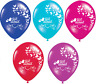 "10 X JUST MARRIED PEGION 12"" PEARLISED HELIUM WEDDING PARTY BALLOON BALLOONS"
