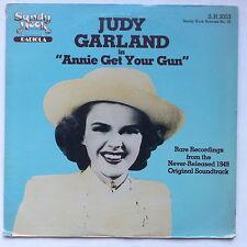 JUDY GARLAND In Annie get your gun SANDY HOOK SH 2053