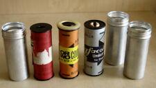 Vintage ORWO & Agfacolor 120/620 unused lot x 3 roll films