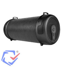 Lautsprecher Tragbar Boombox Bluetooth 2.1 Mp3 FM micro SD Speaker Musik Box