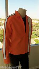 (Small) Elvis ORANGE CLAMBAKE Jacket (Tribute Artist Costume) Pre Jumpsuit Era