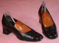 GABOR ♥ Pumps ♥ Schuhe ♥ Gr. 3,5  / 36,5 ♥ *TOP* ♥ schwarz ♥ Lack + Leder Mix ♥