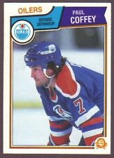 1983-84 OPC Hockey Paul Coffey #25 Edm Oilers NM/MT