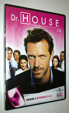 DVD DR. HOUSE VOLUME 8 - SAISON 2 : EPISODES 5 à 8 - 2006