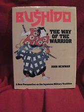 BUSHIDO THE WAY OF THE WARRIOR Japanese Japan Book Armour Sword Katana Kabuto
