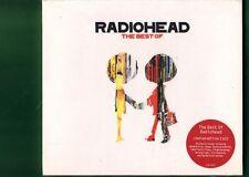 RADIOHEAD - THE BEST OF LIMITED EDITION DOPPIO CD NUOVO SIGILLATO