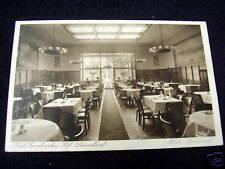 NICE OLD PPC: DÜSSELDORF~HOTEL ZWEIBRÜCKER HOF~ca 1924