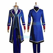 Japanese Anime K Saruhiko Fushimi Cosplay Costume Any Size Custom Made Uniform