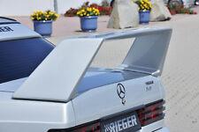 Heckflügel Heckspoiler 190 Mercedes W201 EVO 00025080 / NEU RIEGER-Tuning