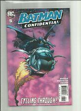BATMAN CONFIDENTIAL . # 5 . DC Comics.