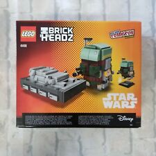 Lego Brick Headz Boba fett & Han Solo in Carbonite