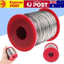 AU 500g 0.5mm Stainless Steel Bee Hive Frame Wax Foundation Wire Keeping Roll