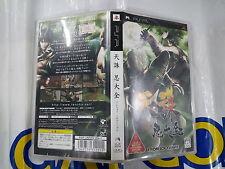 PSP GAME TENCHU (ORIGINAL USED)