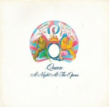 QUEEN A Night At The Opera Vinyl Record LP EMI EMTC 103