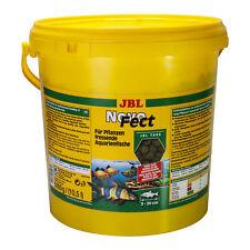 JBL NovoFect 10,5 l, Futtertabletten für pflanzenfressende Aquarienfische