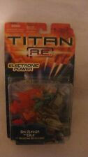 Titan A.E. Electronic Power Arc Runner & Cale From Hasbro 2000 NEW t241