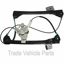 BMW E46 2DR CONVERTIBLE 1998-2005 FRONT ELECTRIC WINDOW REGULATOR DRIVER SIDE