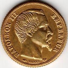 Faux 20 Francs Napoléon III 1858BB