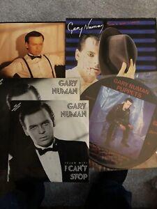 Gary Numan Vinyl 4x12