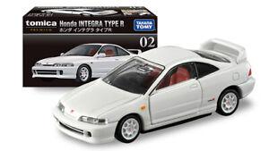 TOMICA PREMIUM 02 - Honda Integra Type R
