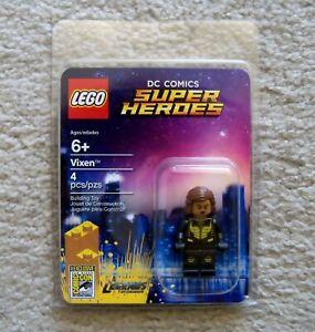 LEGO - Rare Exclusive - SDCC 2017 - DC SuperHeroes - Legends Of Tomorrow - Vixen