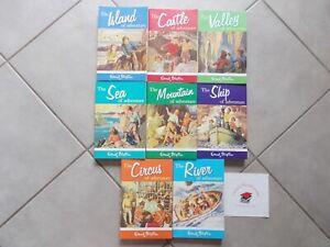 """Enid Blyton Die komplette Sammlung im Original:""""The Adventure-Series"""""""