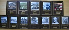 12 History Channel Club Books: The Story of America & Civil War (HC/LN)
