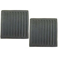 Land Rover Defender 90 110 Brake And Clutch Pedal Rubbers x2 - 61K738 SKE500060